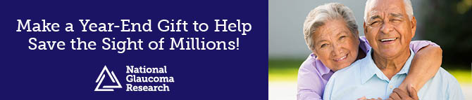 Make a year-end gift to help save the sight of millions!